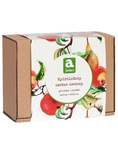 Ajeden Hydrolatowy zestaw owocowy - 1 szt. - cena, opinie, właściwości - Drogeria Melissa