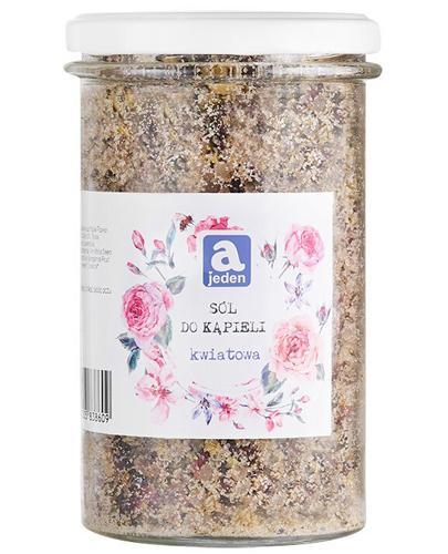Ajeden Kwiatowa Sól do kąpieli - 450 g - cena, opinie, właściwości - Apteka internetowa Melissa