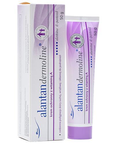 ALANTAN DERMOLINE Krem ochronny z witaminą A - 50 g