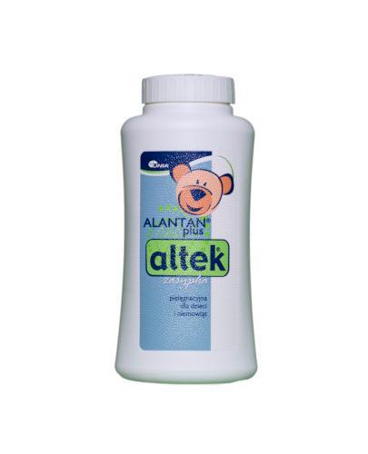 ALANTAN PLUS ALTEK Zasypka dla niemowląt i dzieci - 100 g - Drogeria Melissa