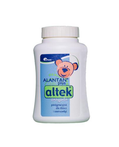 ALANTAN PLUS ALTEK Zasypka dla niemowląt i dzieci - 50 g - Drogeria Melissa