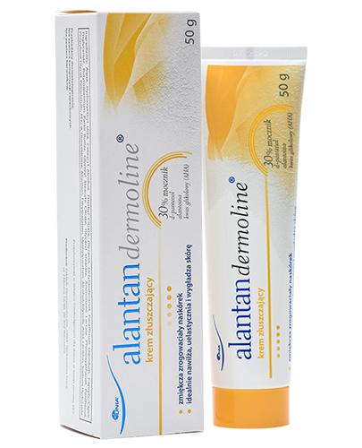 ALANTAN DERMOLINE Krem złuszczający - 50 g