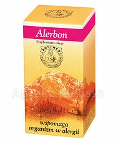 ALERBON Wspomaga organizm w alergii - 60 kaps. - Apteka internetowa Melissa