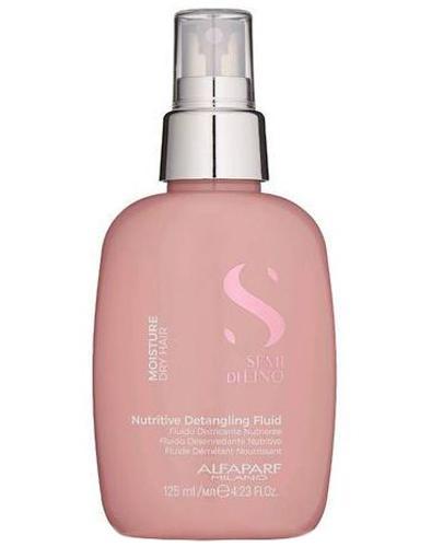 Alfaparf Semi di Lino Moisture Nutritive Detangling Fluid nawilżający do końcówek włosów - 125 ml