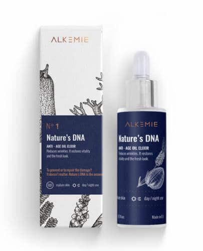 ALKEMIE ANTI-AGING NATURE'S DNA Eliksir odmładzający - 15 ml