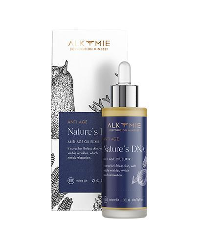 ALKEMIE ANTI-AGING NATURE'S DNA Eliksir odmładzający - 30 ml