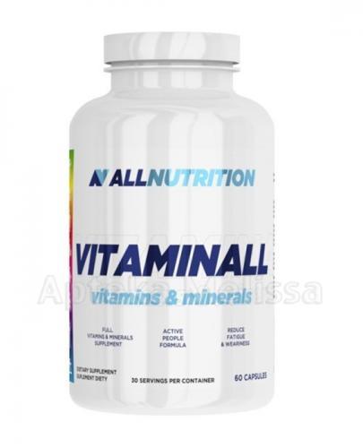 ALLNUTRITION Vitaminall - 60 kaps.
