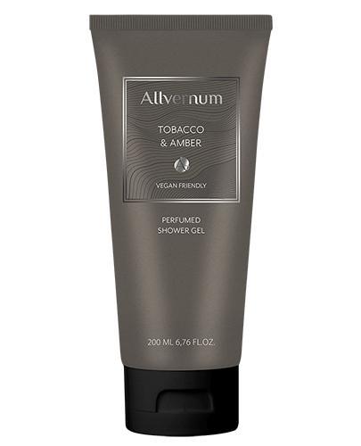Allvernum Perfumowany Żel pod prysznic Tobacco&Amber - 200 ml - cena, opinie, właściwości