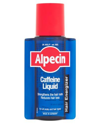 ALPECIN Caffeine Liquid Płyn z kofeiną - 200 ml - Apteka internetowa Melissa