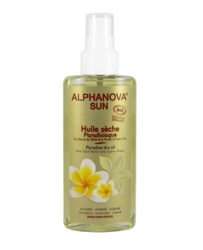 ALPHANOVA SUN Bio olejek w spray'u utrwalający opaleniznę - 125 ml - Apteka internetowa Melissa