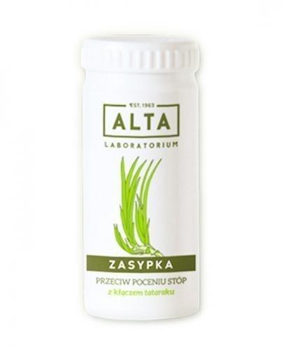 ALTA Proszek przeciw poceniu się stóp - 40 g - Drogeria Melissa