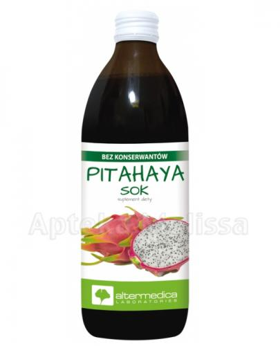 ALTER MEDICA Pitahaya sok - 500 ml - Apteka internetowa Melissa