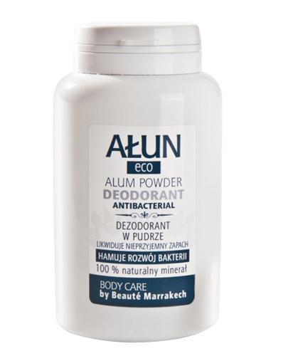 Ałun Eco Dezodorant w pudrze do stóp dłoni i pach 100% Naturalny minerał - 200 g - cena, opinie, wskazania - Apteka internetowa Melissa