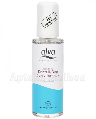 ALVA INTENSIVE Dezodorant w krysztale w sprayu - 75 ml - Apteka internetowa Melissa