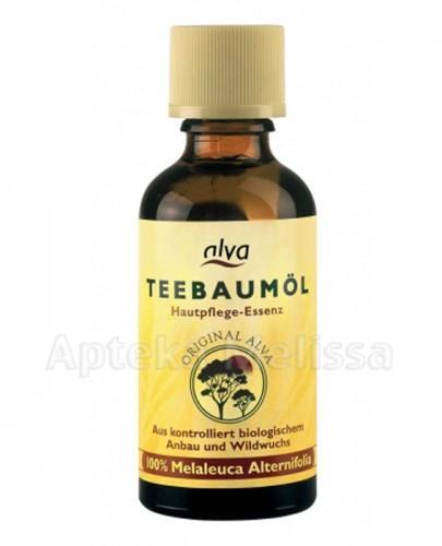 ALVA Olejek z drzewa herbacianego - 10 ml - Apteka internetowa Melissa