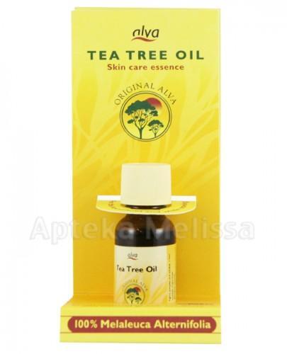 ALVA Olejek z drzewa herbacianego -  20 ml - Apteka internetowa Melissa