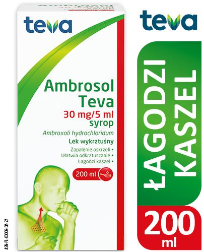 AMBROSOL TEVA Syrop 30 mg/5ml - 200 ml