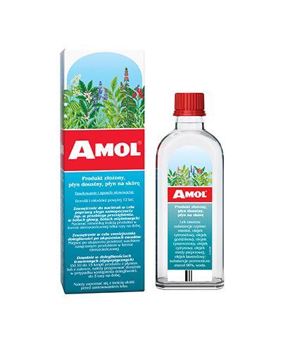 AMOL - 100 ml - Apteka internetowa Melissa
