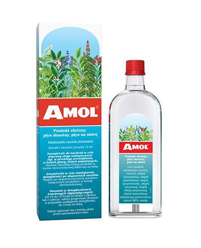 AMOL - 250 ml - Apteka internetowa Melissa