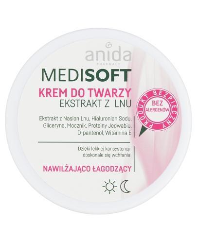 ANIDA KWIAT LNU Krem nawilżająco łagodzący - 100 ml - Drogeria Melissa