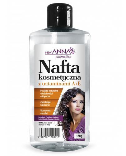 ANNA Nafta kosmetyczna z witaminami A+E - 120 g - Apteka internetowa Melissa