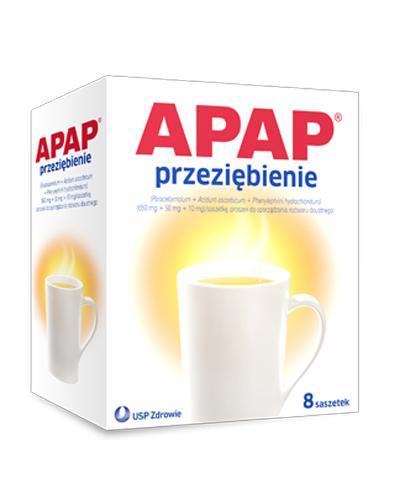APAP PRZEZIĘBIENIE - 8 sasz.