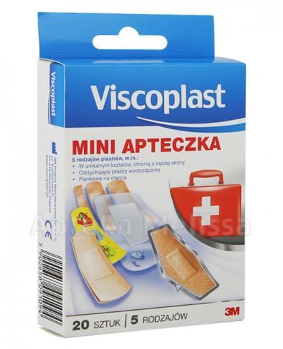 VISCOPLAST Apteczka mini - 20 szt. - Apteka internetowa Melissa
