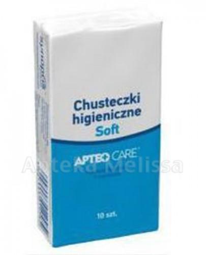 APTEO CARE SOFT Chusteczki higieniczne - 1 op.