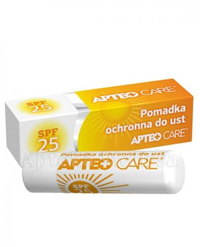 APTEO CARE Pomadka ochronna do ust SPF25 - 3,6 g - Apteka internetowa Melissa