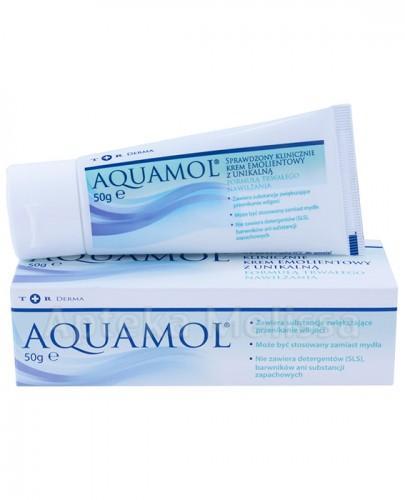 Aquamol Krem 50 g