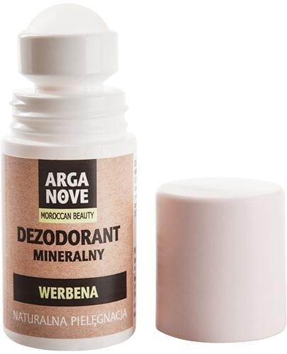 Arganove Dezodorant ałunowy roll - on Drzewo agarowe - 50 ml - cena, opinie, skład - Apteka internetowa Melissa