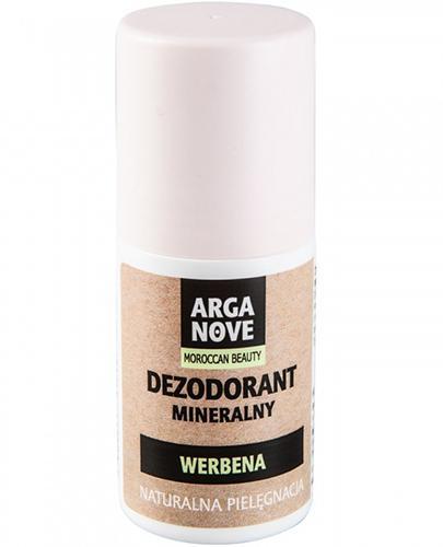 Arganove Dezodorant ałunowy roll - on Werbena - 50 ml - cena, opinie, działanie - Apteka internetowa Melissa