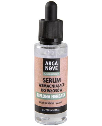 Arganove Serum keratynowe do włosów bez spłukiwania - 30 ml - cena, opinie, właściwości - Apteka internetowa Melissa