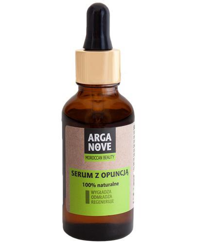 Arganove Serum regenerujące z olejem z opuncji figowej 100% naturalne - 30 ml - cena, opinie, właściwości - Apteka internetowa Melissa