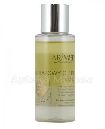ARMED Dwufazowy olejek ciało, włosy, twarz - 90 ml  - Apteka internetowa Melissa