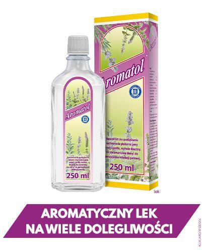 AROMATOL - 250 ml Na trawienie - cena, opinie, właściwości