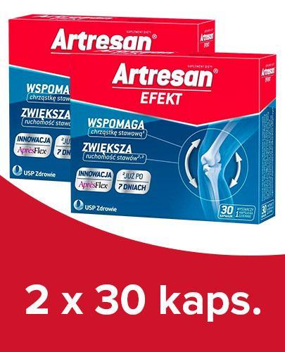 ARTRESAN EFEKT - 2 x 30 kaps.