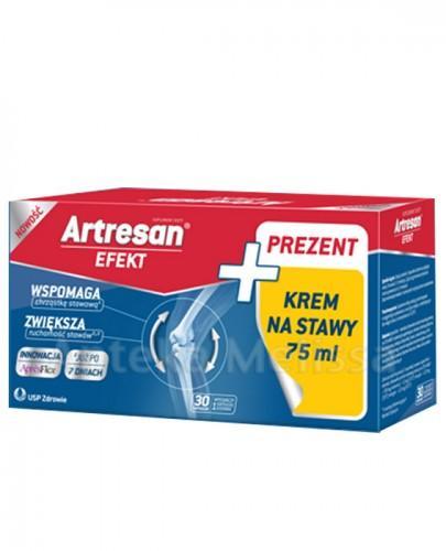 ARTRESAN EFEKT - 30 kaps.+ ARTRESAN COMFORT Krem - 75 ml  - Apteka internetowa Melissa