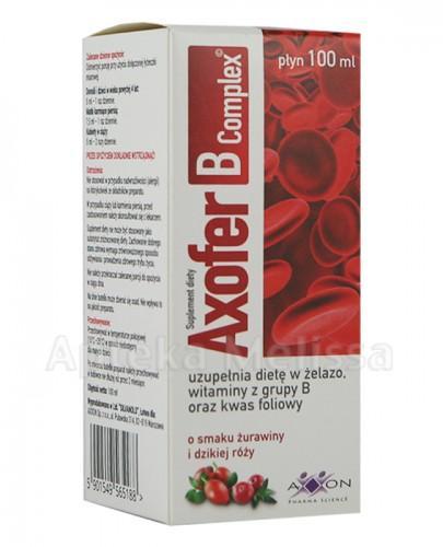AXOFER B complex - 100 ml
