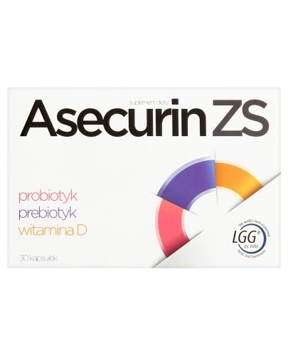 ASECURIN ZS - 30 kaps.
