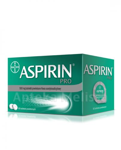 ASPIRIN PRO - 80 tabl. - Apteka internetowa Melissa