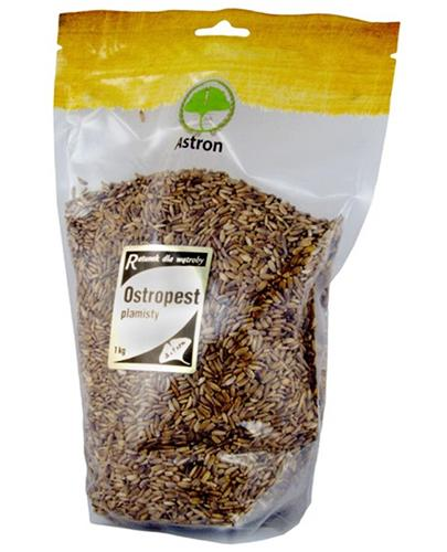 Astron Ostropest plamisty nasiona - 1000g - cena, opinie, stosowanie