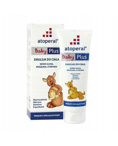 ATOPERAL BABY PLUS Emulsja do ciała -  200 ml - Apteka internetowa Melissa
