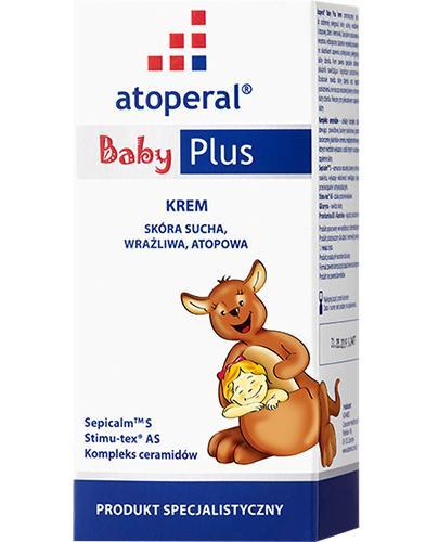 Atoperal Baby Plus Krem - Apteka internetowa Melissa