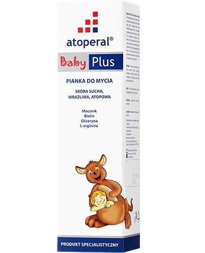 ATOPERAL BABY PLUS Pianka do mycia - 200 ml