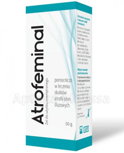 Atrofeminal Żel 50 g