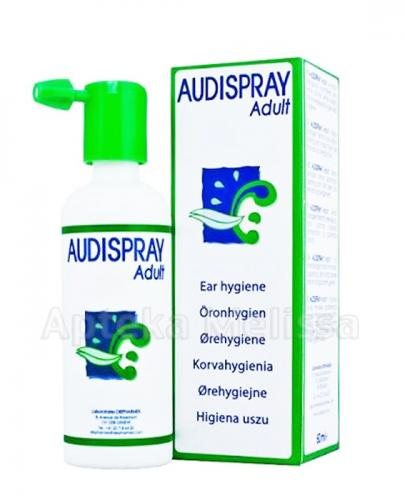 AUDISPRAY Adult - 50 ml - Apteka internetowa Melissa