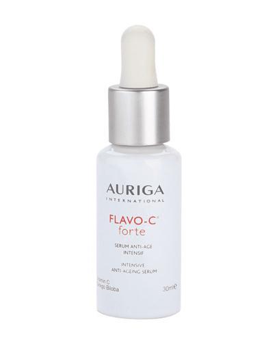 AURIGA FLAVO-C FORTE Serum - 30 ml. Pielęgnacja przeciwzmarszczkowa.