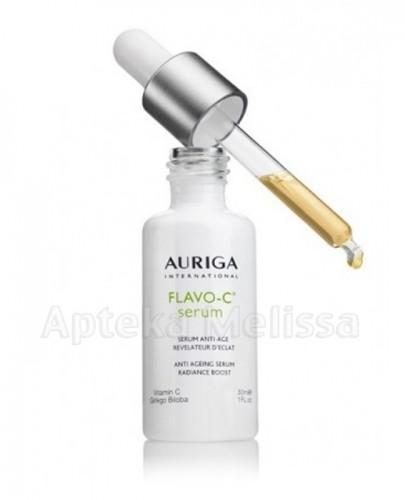 AURIGA FLAVO-C Serum regenerujące skórę - 15 ml. Korekcja zmarszczek i linii mimicznych.