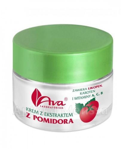 AVA WARZYWNY OGRÓD Krem z ekstraktem z pomidora - 50 ml